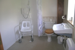 The new wetroom