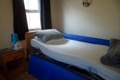 A cot bed